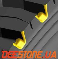 Шина 315/80 R22.5 DEESTONE SD437 156/150K Таиланд ведущая тяга карьер модель