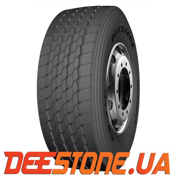 Таиландская грузовая шина 385/65R22.5 Deestone SW415 160/158 18PR прицепная