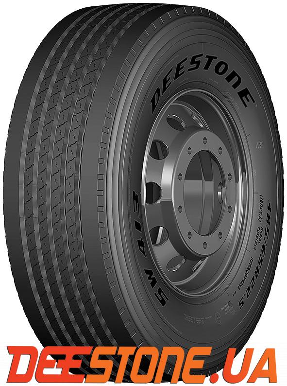 Шина 385/65R22.5 DEESTONE SW413 прицеп