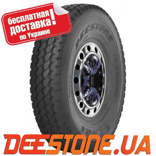7.5R16 Deestone SK421