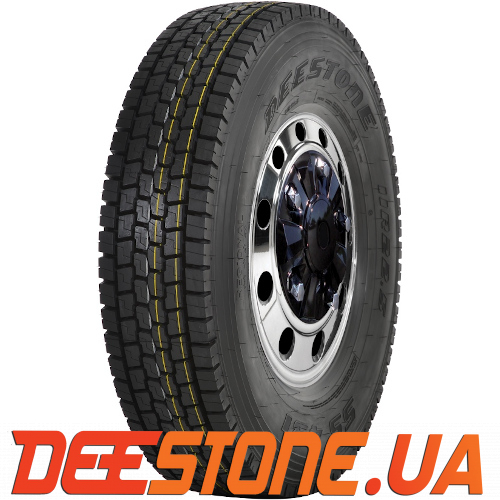 Таиландская грузовая шина Deestone SS431 11R22.5 146/143L ведущая
