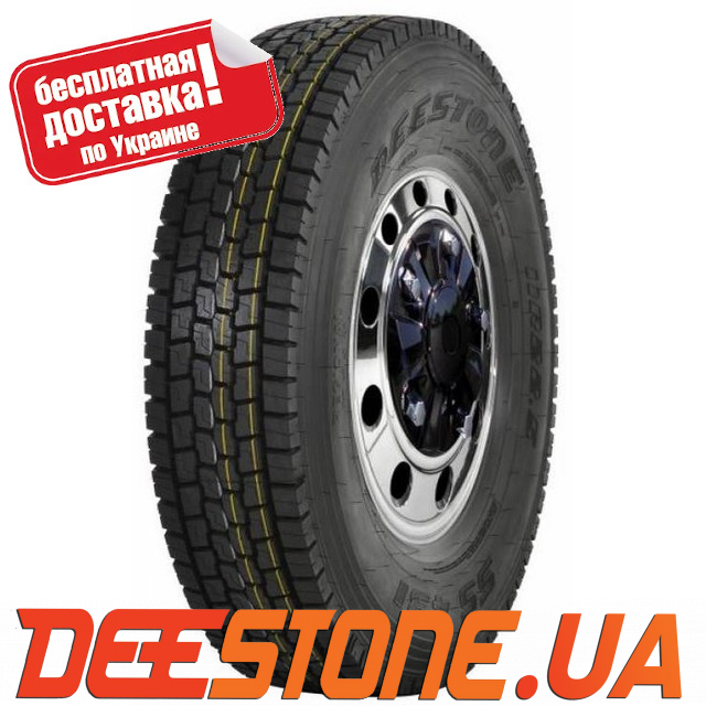 11R22.5 Deestone SS431