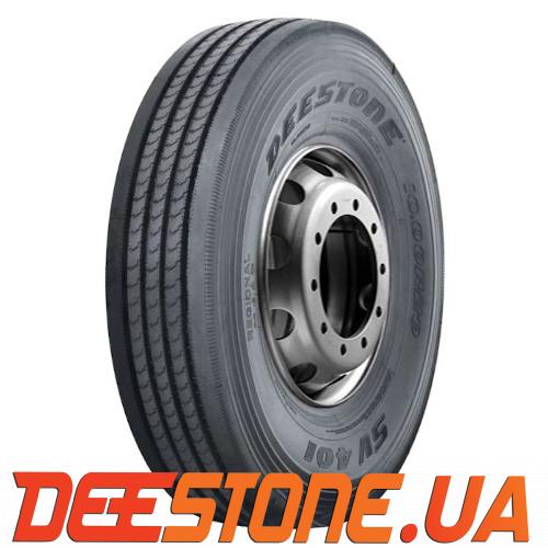235/75R17.5 Deestone SV401 143/141L 16PR рулевая ось