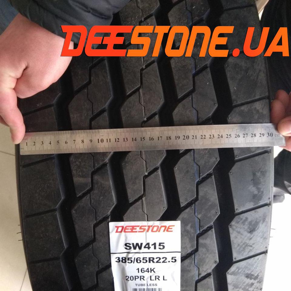 385/65 R22.5 Deestone SW415 164K