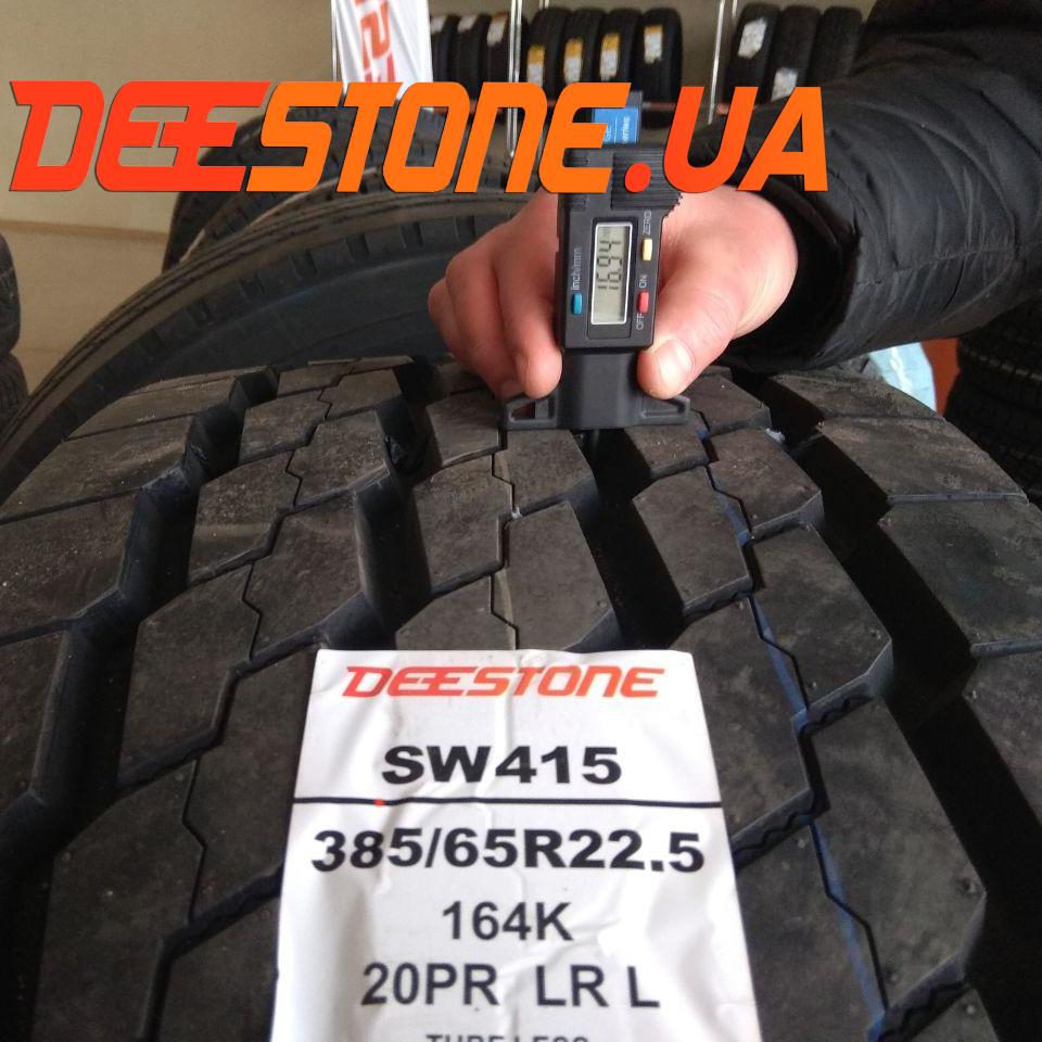 385/65R22.5 Deestone SW415 164K