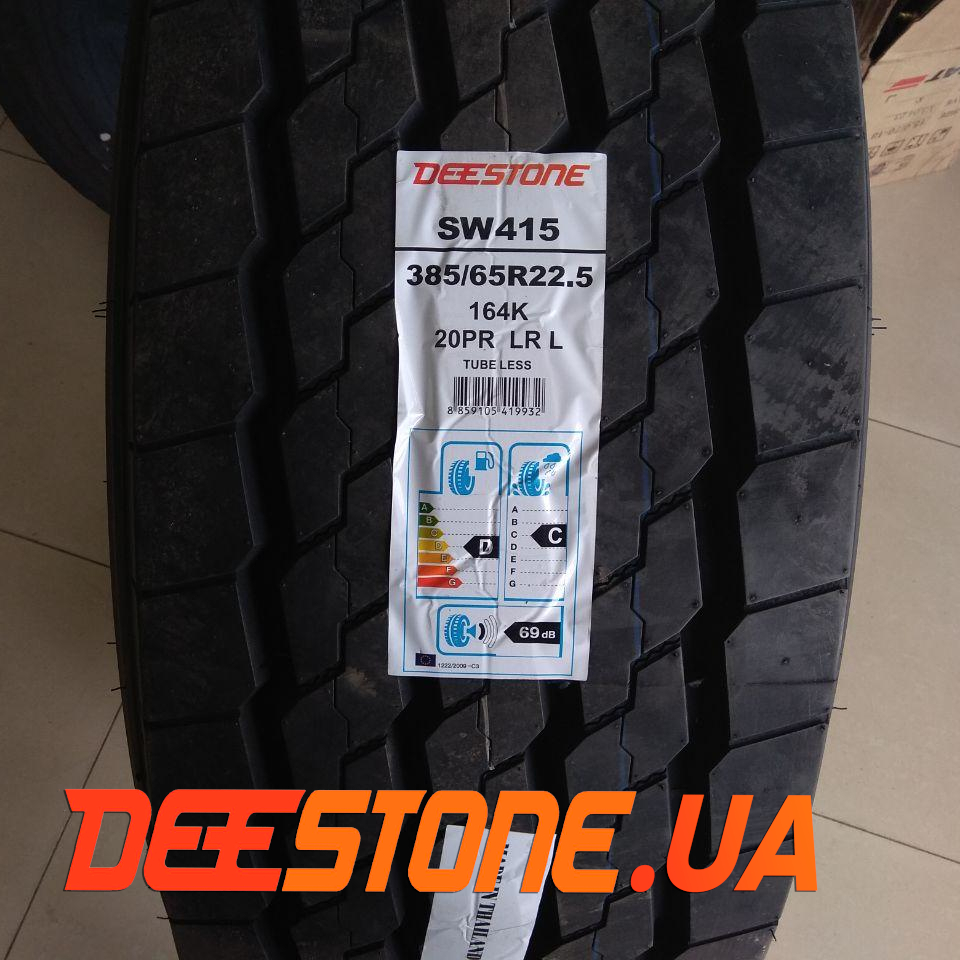 385/65 R22.5 Deestone SW415