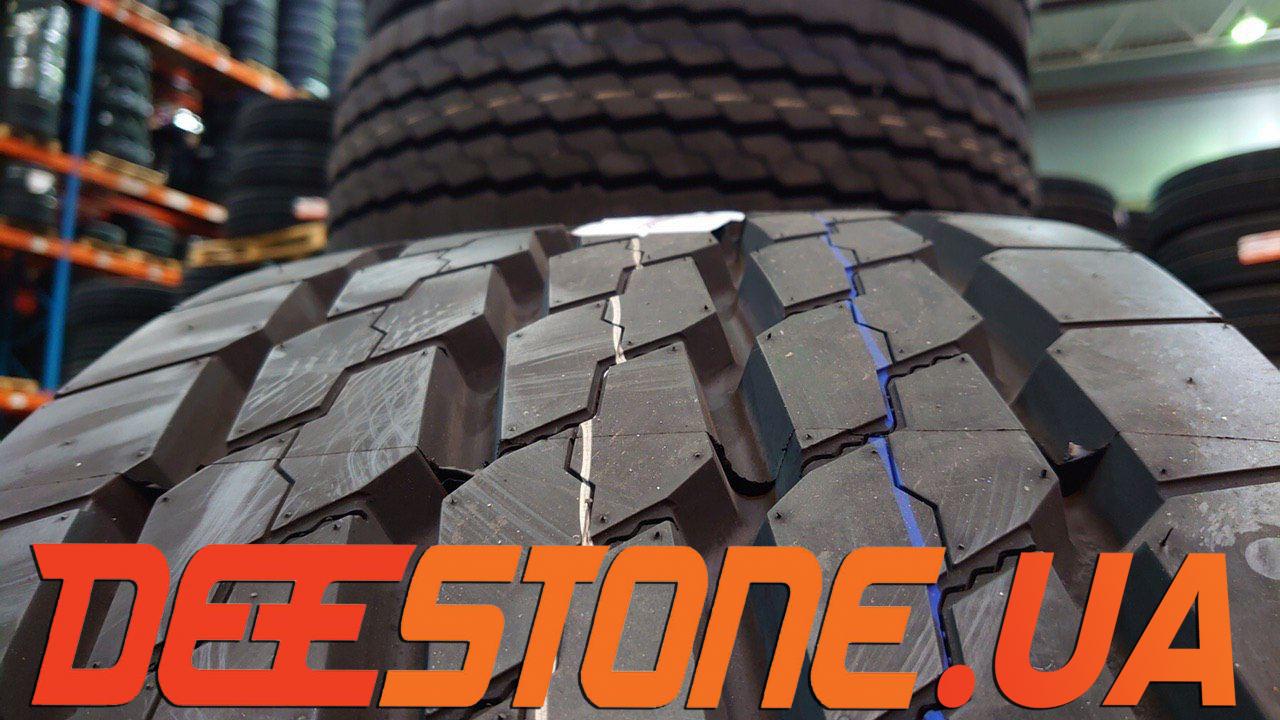 385/65R22.5 Deestone прицеп SW415